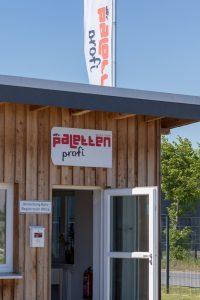 Der Palettenprofi - Ihr Ansprechpartner für Paletten in Hamburg, Bremen, Dortmund, Hannover und Bielefeld